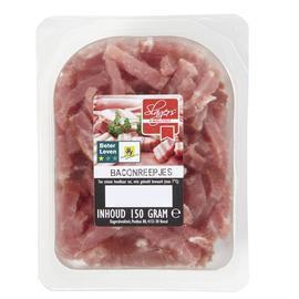 Slagerskwaliteit Baconreepjes (150g)