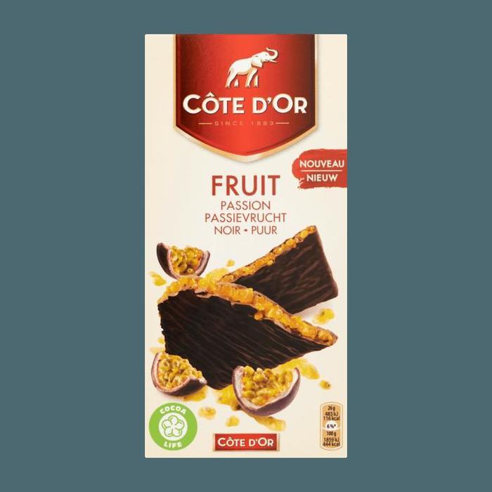 Côte d'Or Chocolade tablet mango passion (doos, 130g)