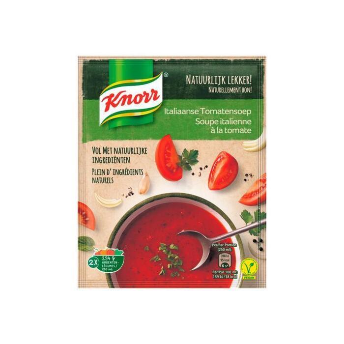Knorr Italiaanse tomatensoep (58g)
