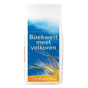Boekweitmeel volkoren (zak, 500g)