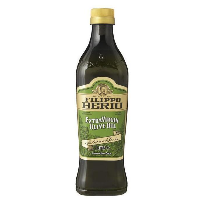 Olive oil extra vierge (plastic fles, 1L)