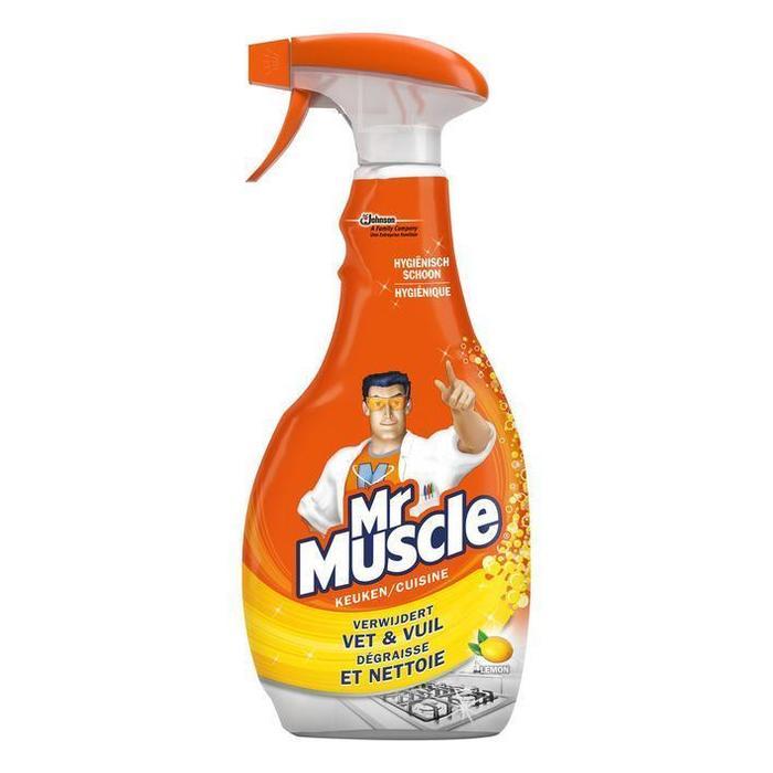 Mr Muscle Keuken Lemon 500ml (0.5L)