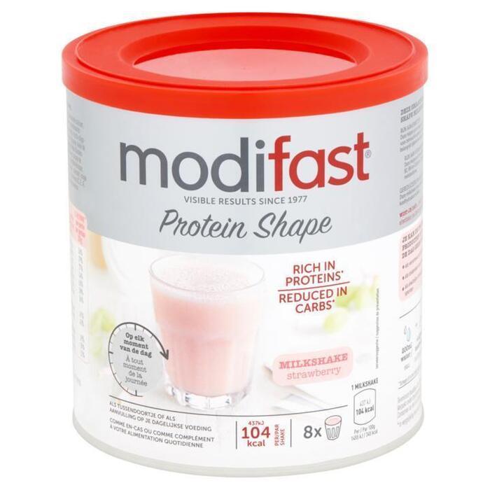 Modifast Protein Shape Milkshake Strawberry 240g (240g)