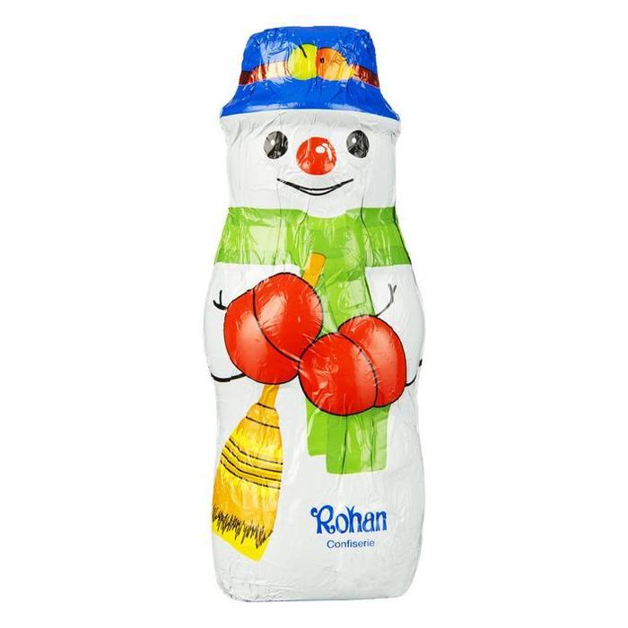Rohan Chocolade Sneeuwpop 125g , Verpakt, geen specificatie (125g)