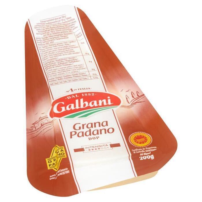 Galbani Grana Padano DOP Kaas 200g (200g)