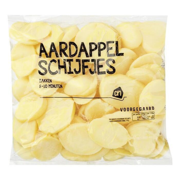 Aardappelschijfjes (zak, 500g)