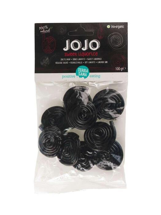 JOJO - Zoete drop TerraSana 100g (100g)