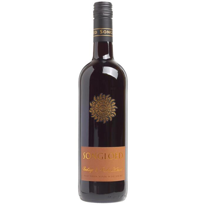 Pinotage & ruby cabernet (0.75L)
