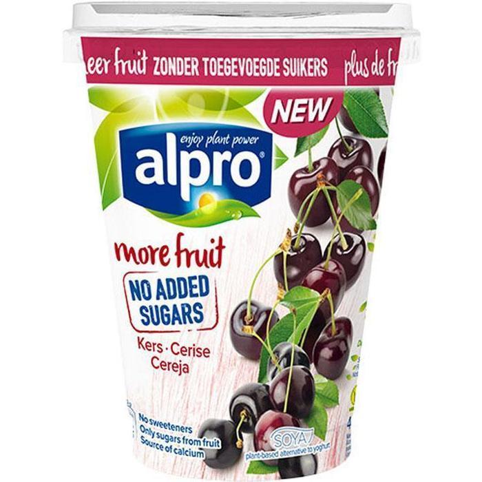 Alpro Kers met meer fruit (400g)