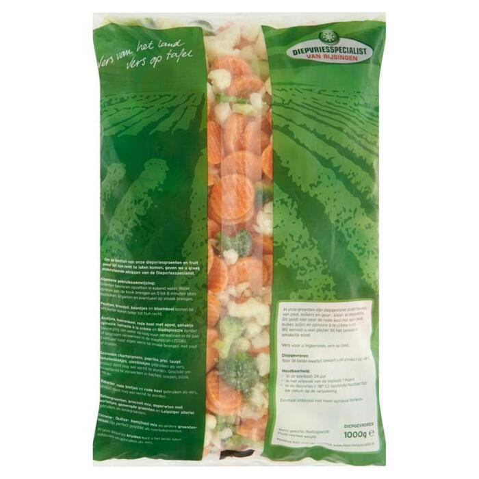 Diepvriesspecialist Van Rijsingen, Broccoli Mix (zak, 1kg)