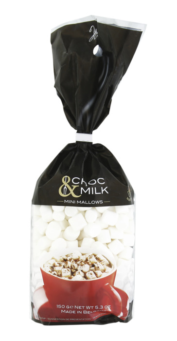 Hamlet Toefzak creamy mallows mini (150g)
