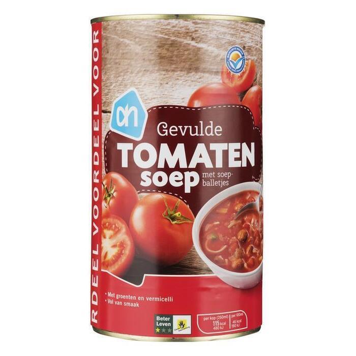 Tomatensoep (blik, 1.2L)