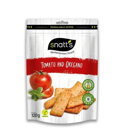 BREADCHIPS TOMAAT (120g)