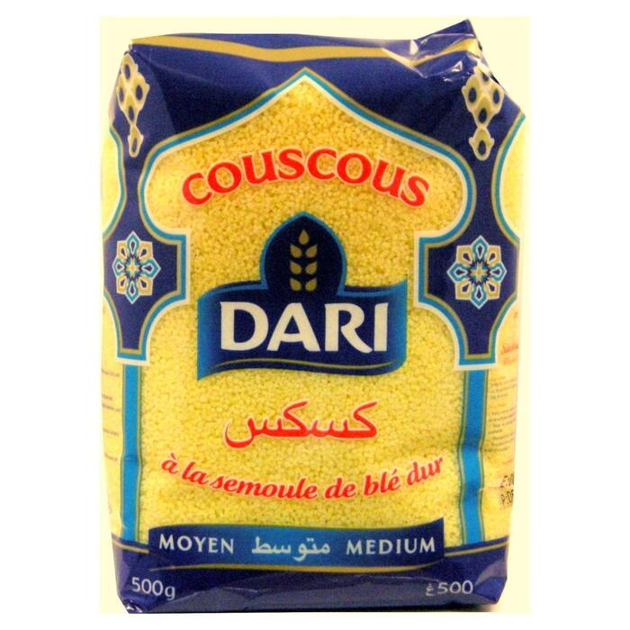 Cous Cous Medium (zak, 500g)