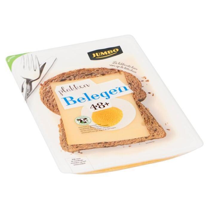 Jumbo Belegen Plakken Kaas 48+ 190 g (190g)
