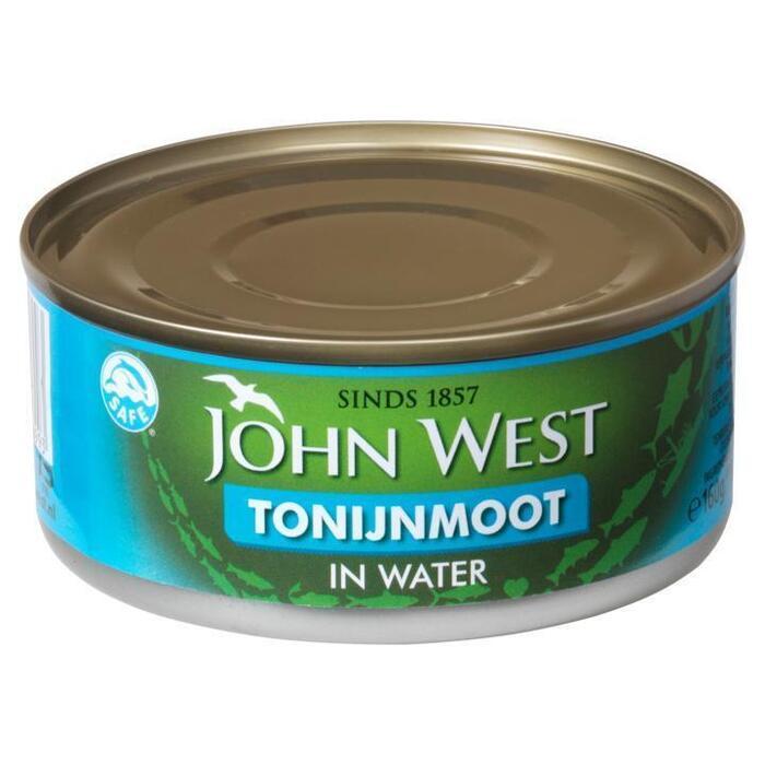 Tonijnmoot in water (Stuk, 160g)