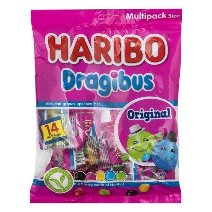 Haribo Dragibus uitdeel (350g)