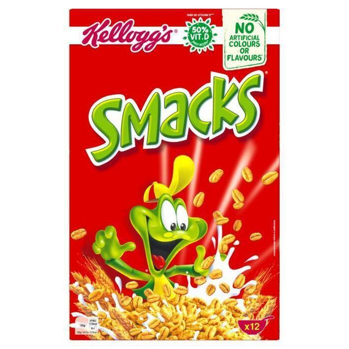 Kellogg's Smacks (375g)