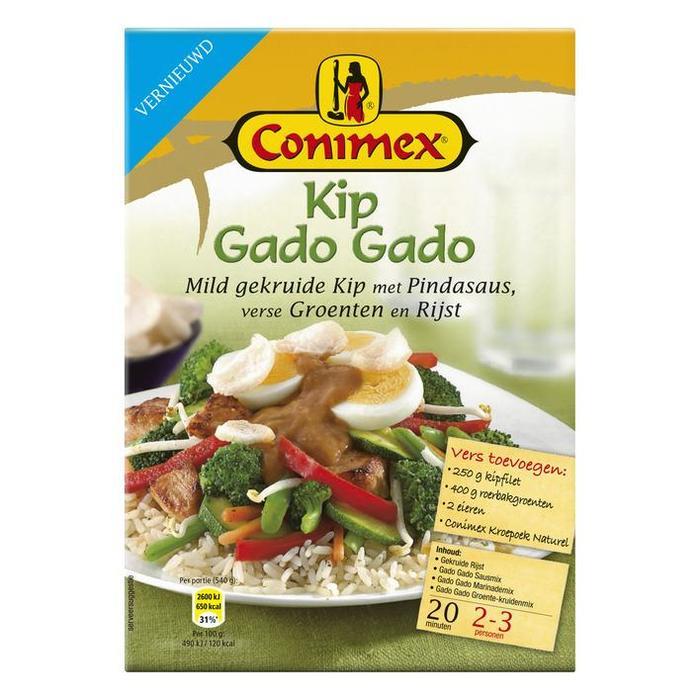 Conimex Kip Gado Gado 283G 6x (283g)
