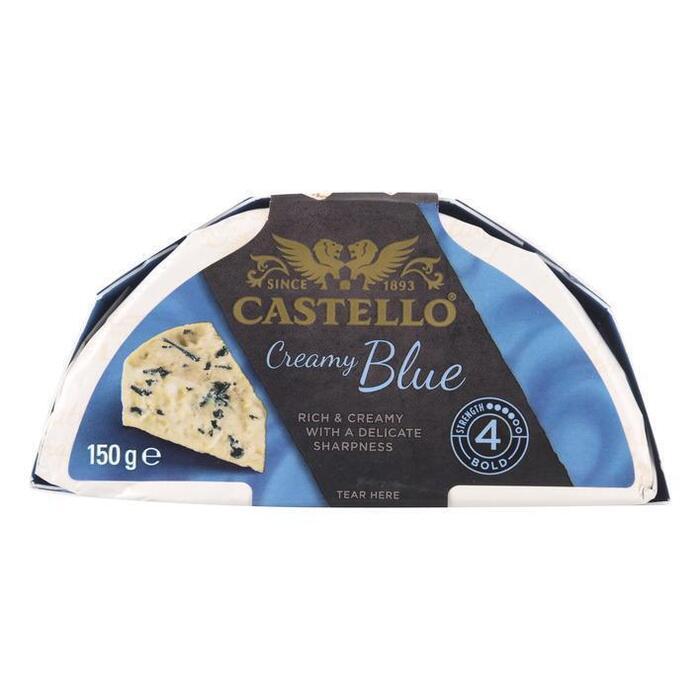 Castello Creamy blue (Stuk, 150g)