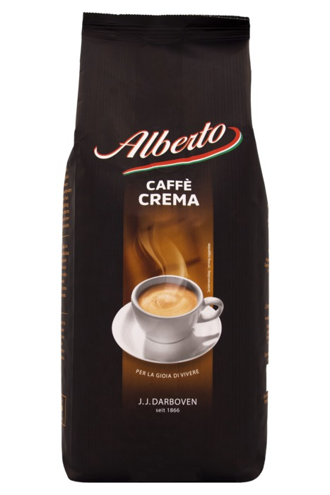 Alberto Caffè crema bonen (1kg)