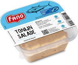 FANO Tonijnsalade 50g (mand, 50 × 50g)