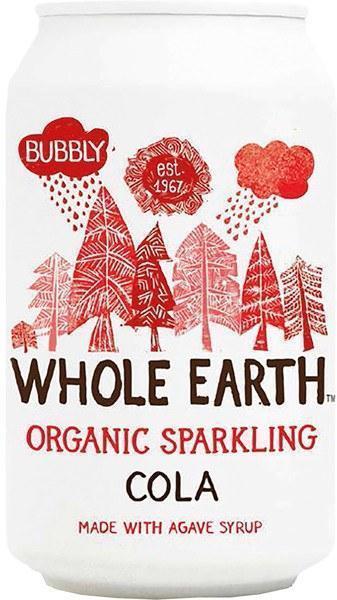 Whole Earth Cola (blik, 330g)