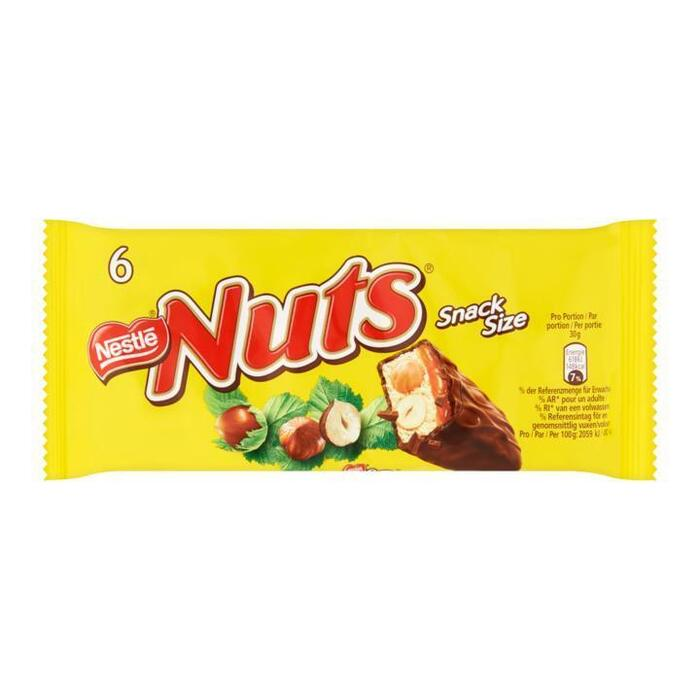 Nuts 6 Pack (6 × 30g)