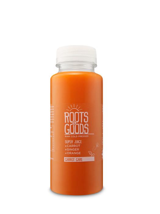 bH Super Juice Carrot - Ginger 250ml (fles, 250 × 250ml)