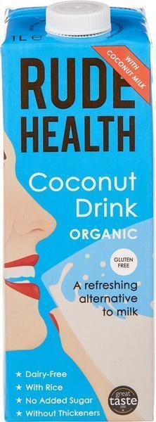 Rude Health Coconut drink (1L)