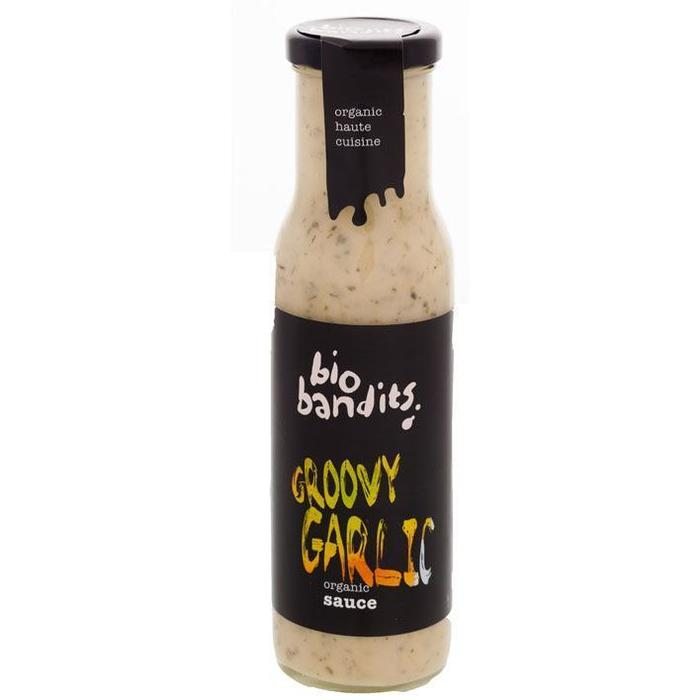 BioBandits Organic groovy garlic dressing (250ml)