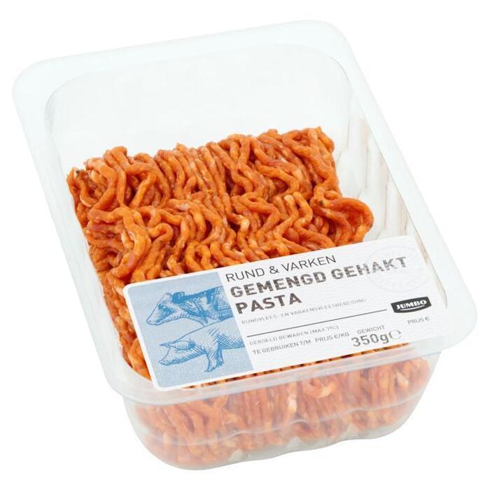 Pasta Gemengd Gehakt (bak, 350g)