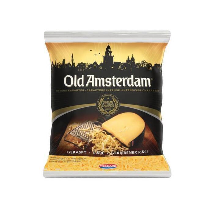 Old Amsterdam Kaas 48+ Geraspt 100 g (Stuk, 100g)