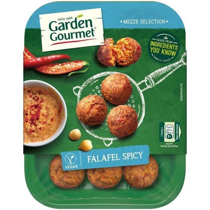 Garden Gourmet Falafel spicy (213g)