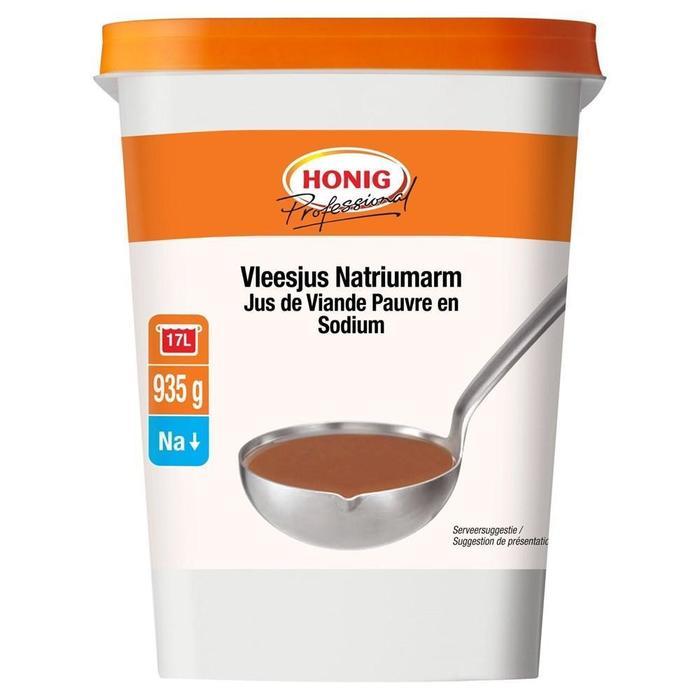 Honig Professional Vleesjus Natriumarm (935g)