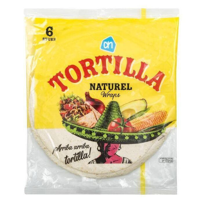 AH Tortilla wraps