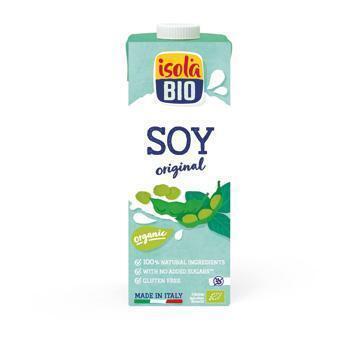 Isota Bio, Sojadrink naturel (pak, 1L)