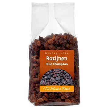 De Nieuwe Band, rozijnen blue thompson (zak, 1kg)