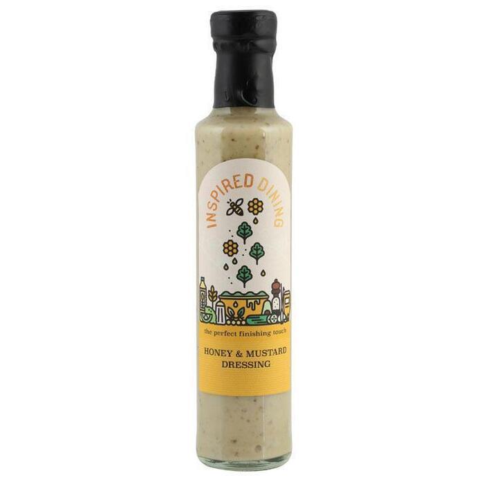 Inspired Dinning Honey musterd dressing (6 × 265g)