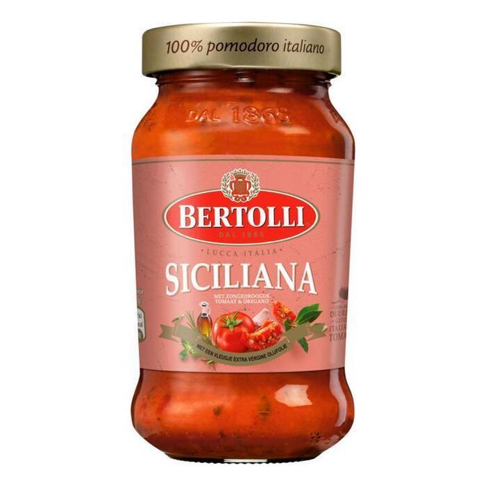 Zongedroogde tomaat & oregano (pot, 400g)