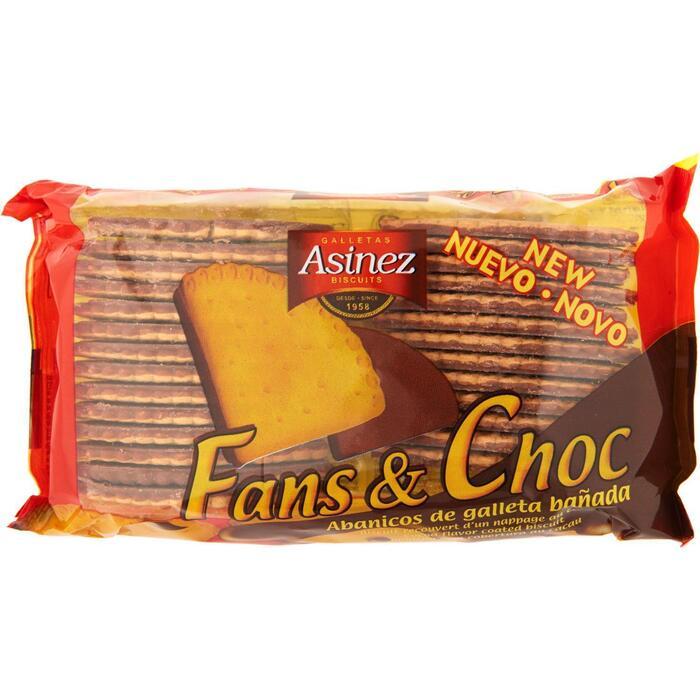 Asinez chocowaaiers 200 gram (200g)
