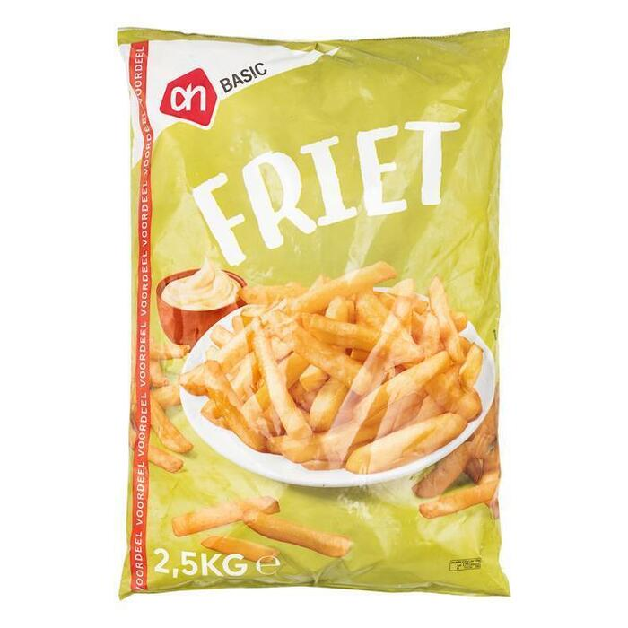 Pre-Fried French Fries (zak, 2.5kg)