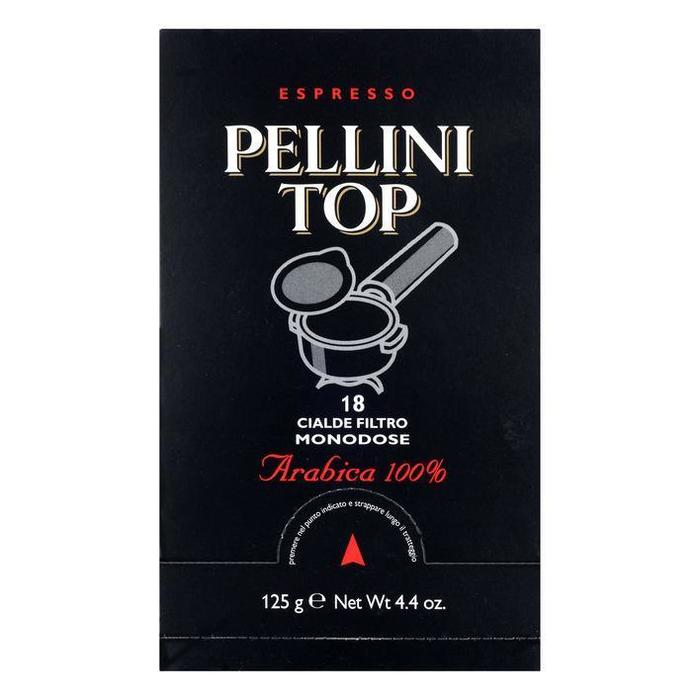 Pellini Top dispenser (18 × 125g)