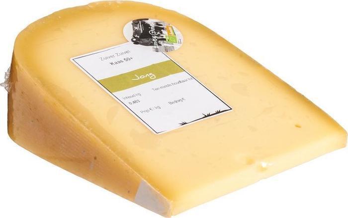 Kaas jong 50+ stuk (450g)