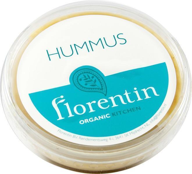 Hummus Organic (bak, 100g)