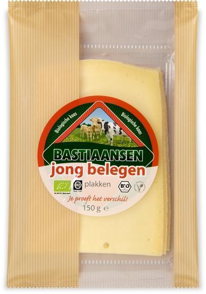 Jong belegen kaas (bak, 150g)