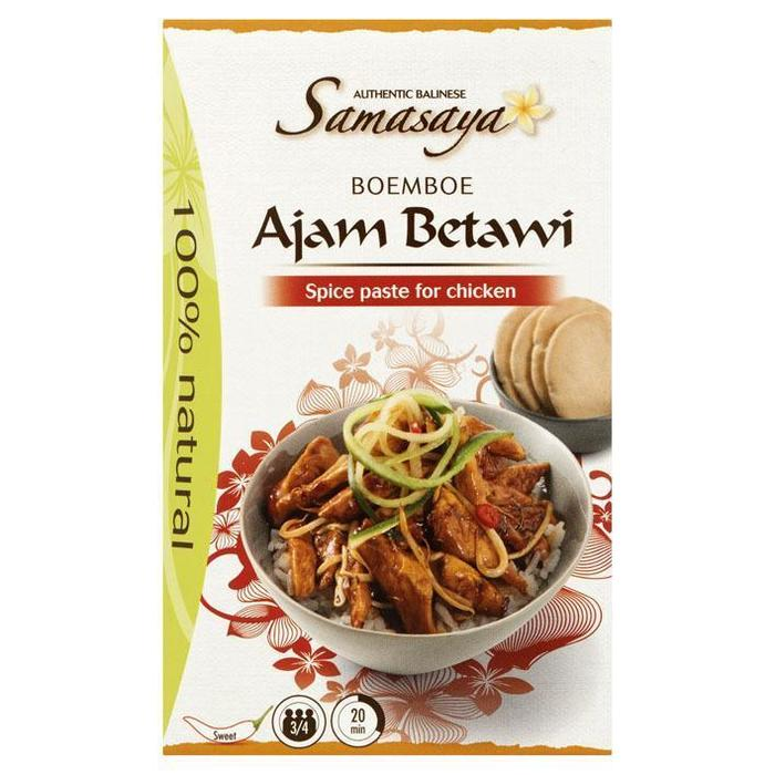 Boemboe Ajam Betawi Spice Paste for Chicken 130 g (130g)