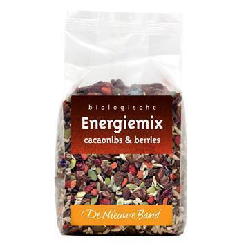 Energiemix cacao nibs berries (500g)