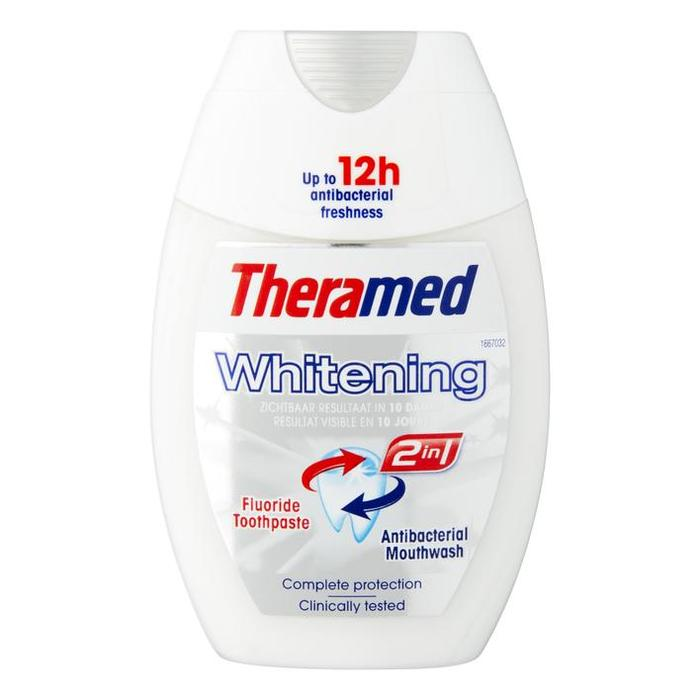 Theramed 2 in 1 Ultra white (75ml)