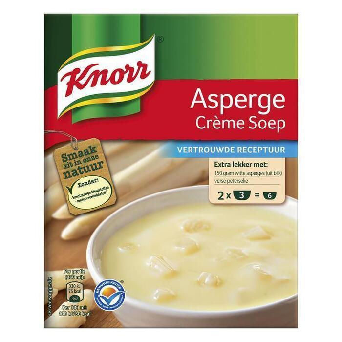 Asperge créme soep (2x3 porties, 2 × 54g)